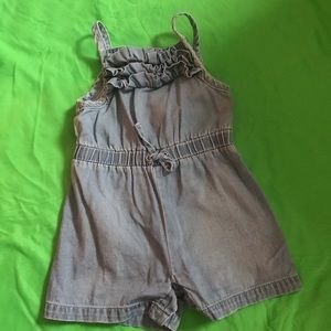 Two baby girl clothes